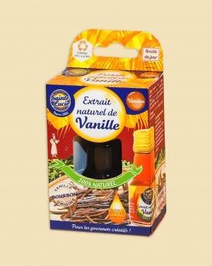 Extrait naturel de Vanille